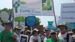 PEC at Peoples Climate March in Washington, DC on April 29, 2017