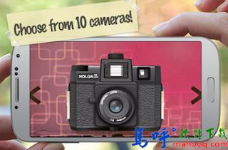 LOMO 相機 APP / APK 下載,好用的手機拍照軟體,LOMO Camera Android APP