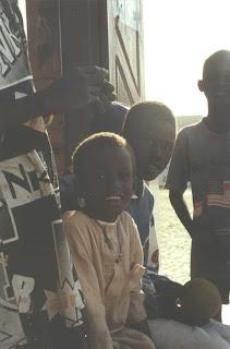 Senegal a Natale