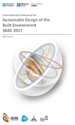 SD-BE: Sustainable Design of the Built Environment