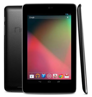 Spesifikasi dan Harga Asus Google Nexus 7