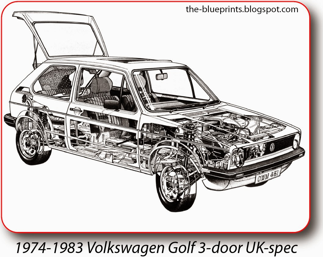 Vector blueprints cars trucks busses and others volkswagen vector blueprints cars trucks busses and others volkswagen illustrations malvernweather Gallery