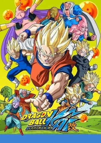 xem phim Bảy Viên Ngọc Rồng Cải Biên - Dragon Ball Kai 2014 full hd vietsub online poster