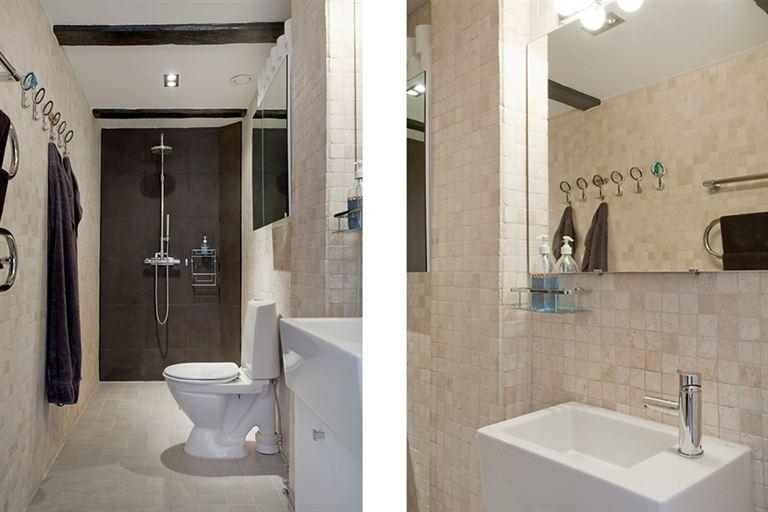 Bagno con finestra nella doccia [tibonia.net]