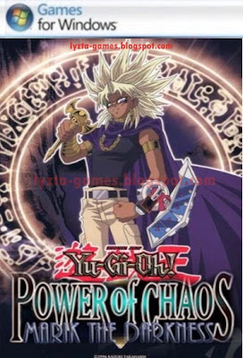 Yu-Gi-Oh! Power Of Chaos: Marik The Darkness PC Cover