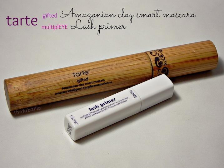 Eyelashes Don't Lie! tarte gifted Amazonian Clay Smart Mascara ...