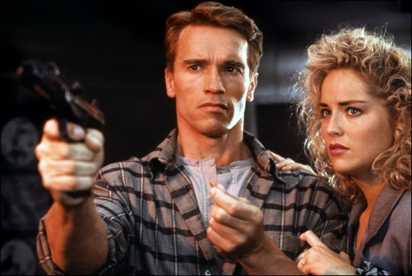 Total Recall Arnold 1990