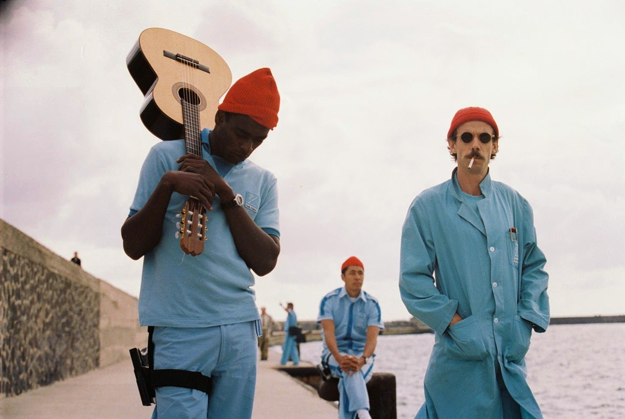 the life aquatic with steve zissou seu jorge noah taylor