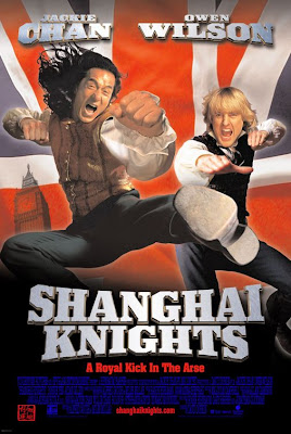 Watch Shanghai Knights 2003 Hollywood Movie Online | Shanghai Knights 2003 Hollywood Movie Poster