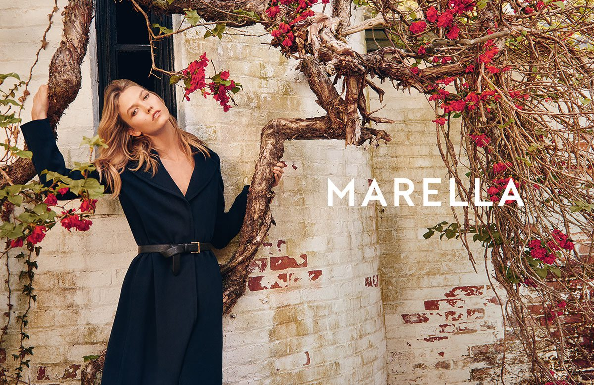 Marella Fall Winter 2015 Ad Campaign