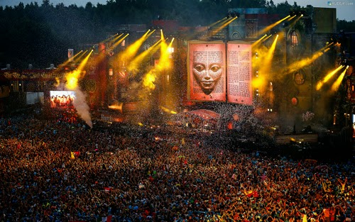 Tomorrowland 2014 công bố Full Line Up