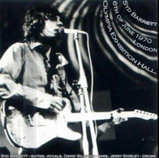 Syd Barrett Olympia