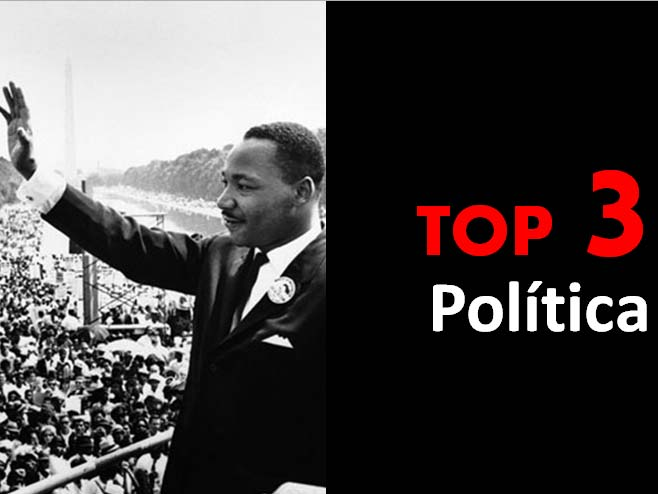 Top 3 - Política