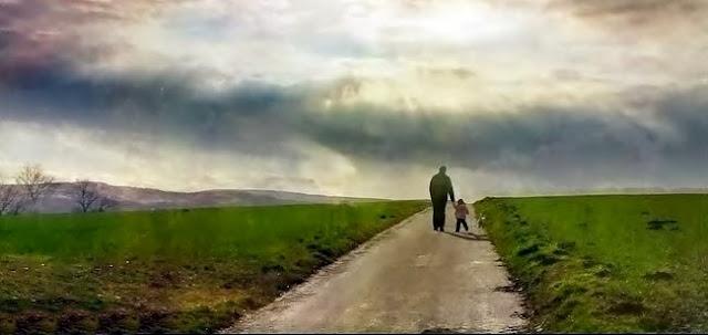 imagem caminhando em santificação - blog do PCamaral