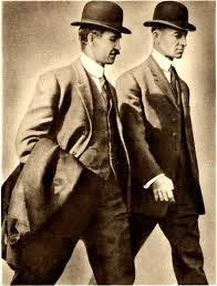Orville Wright dan Wilbur Wright