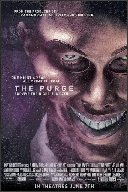 The Purge (2013) HD 720p | Full Movie Online