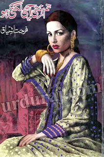 Tum Hansti Achi Lagti Ho Novels By Farhat Ishtiaq