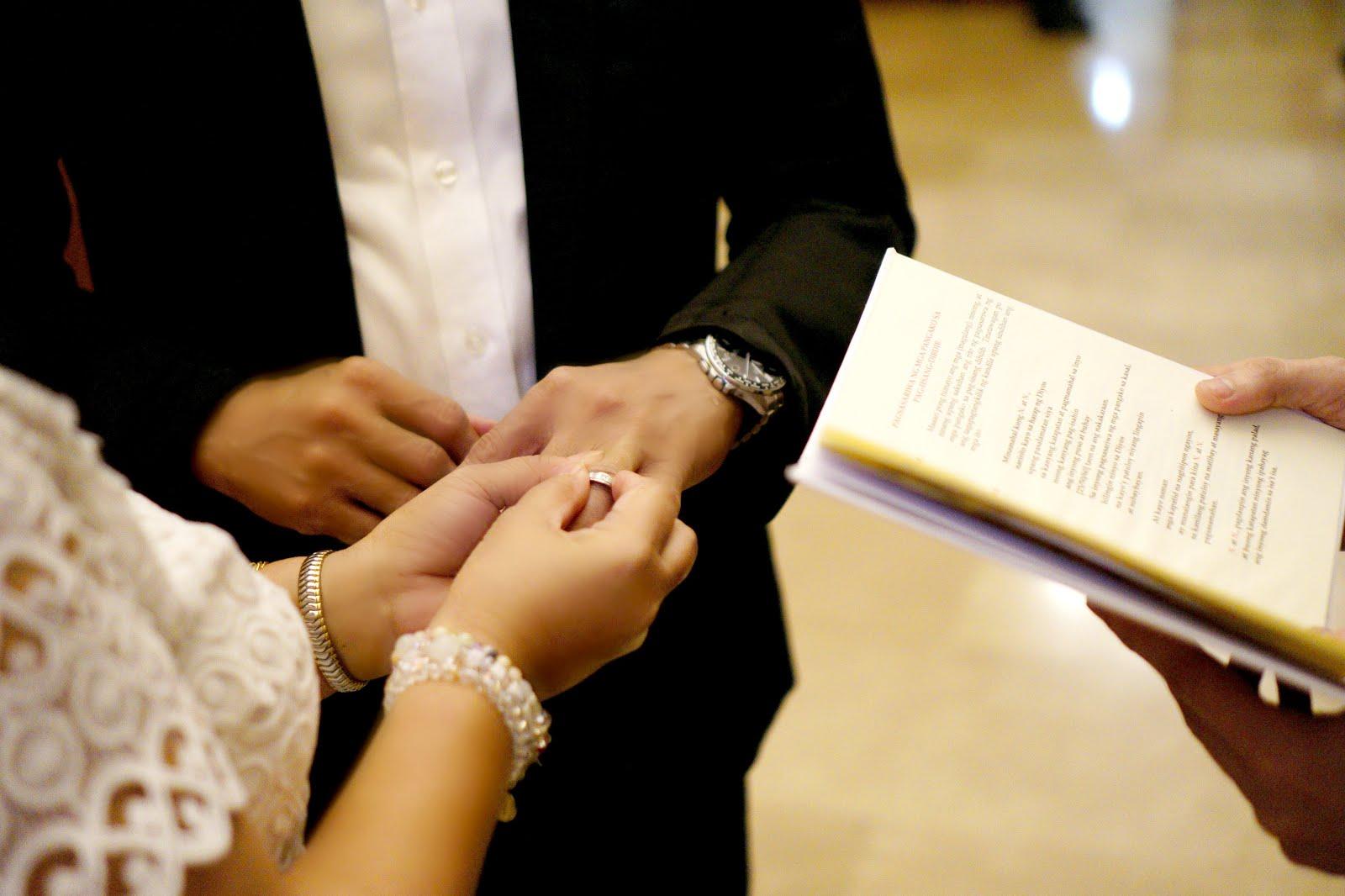 Tony & Sol Albar (Renewal of Vows)