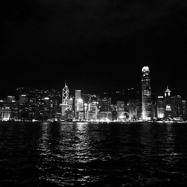 Hong Kong skyline | Cheesy Pennies
