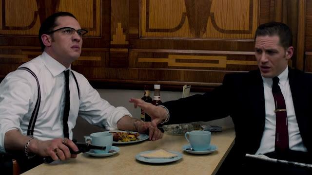 Crítica de 'Legend': Mala adaptación de una historia de Londres