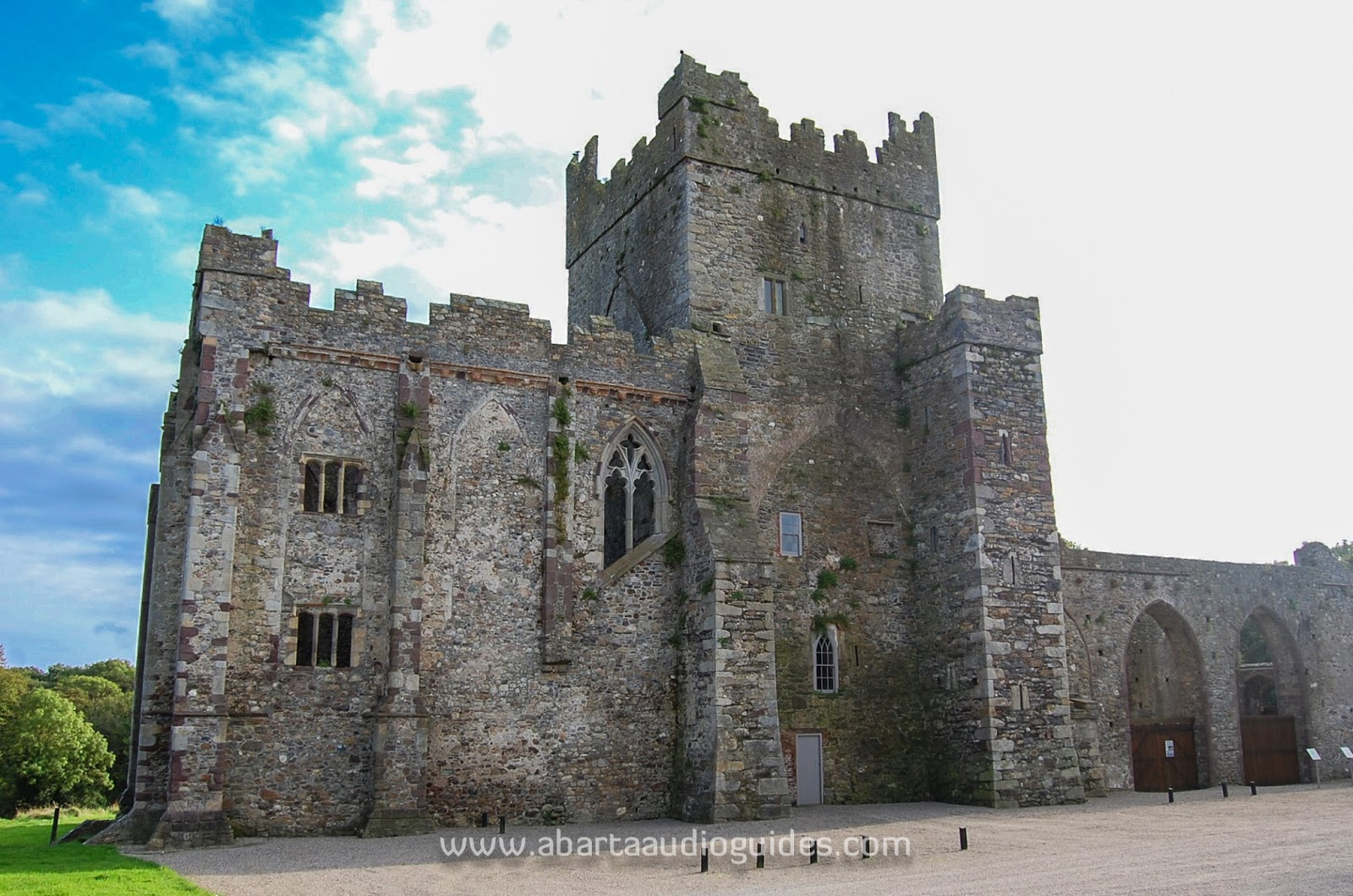 Tintern Abbey County Wexford Time Travel Ireland
