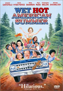 """ESPECIAL VERANO. DIA 11: """"Wet hot american summer"""" (2001) de David Wain."""