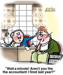 Funny Accountant Jokes