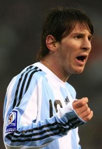 Messi Será Titular En El Partido Amistoso Argentina Vs Costa Rica
