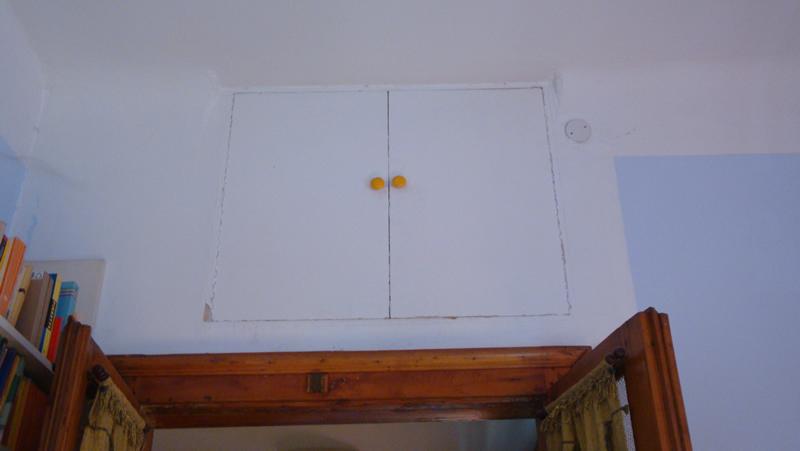 Soppalco ripostiglio stunning arredare spazi piccoli with for Garage con al piano di sopra