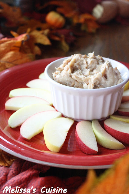 Melissa's Cuisine: Toffee Apple Dip
