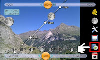 Picture taking with Moon Path by Sylde.net