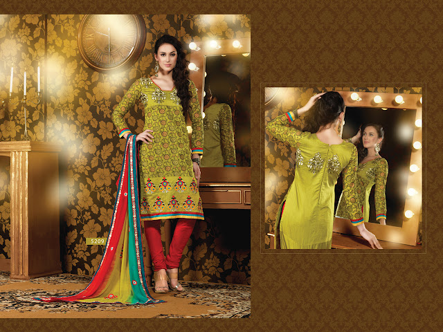 Designer Salwar Kameez Suits, Party Wear Churidar Salwar Kameez in Maharashtra