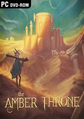 The Amber Throne PC Cover
