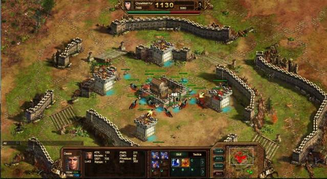 play online strategy war games
