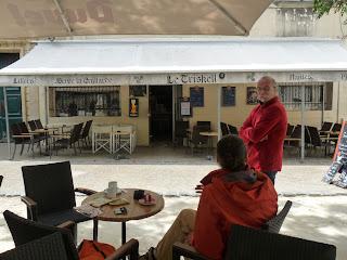 カフェ、ル・トリスケル 4 Le Triskell 4 モンペリエ