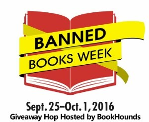 Banned Book Week Hop / Giveaway
