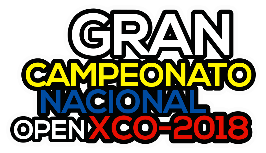 GRAN CAMPEONATO NACIONAL OPEN 2018