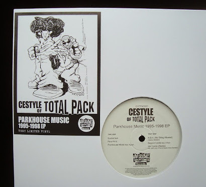 CESTYLE - PARKHOUSE MUSIC (1998)