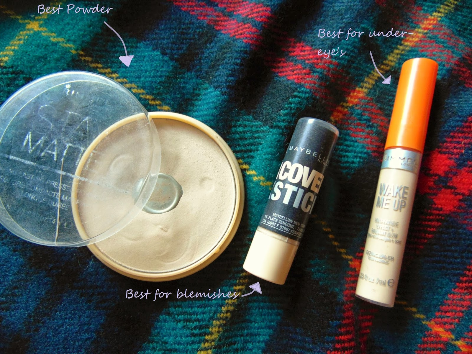 best of 2014 rimmel maybelline base products