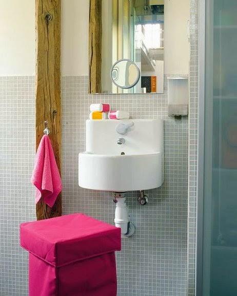 Baño Pequeno Facilisimo:Decotips] MINI baños, MAXI trucos low cost Decoración / Trucos y