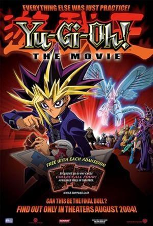 Poster do filme: Yu-Gi-Oh! The Movie: Pyramid of Light