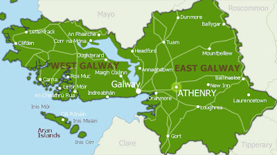 Galway County Map Area