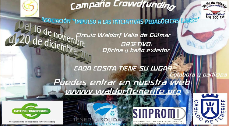 CROWDFUNDING COLABORATIVO 2017