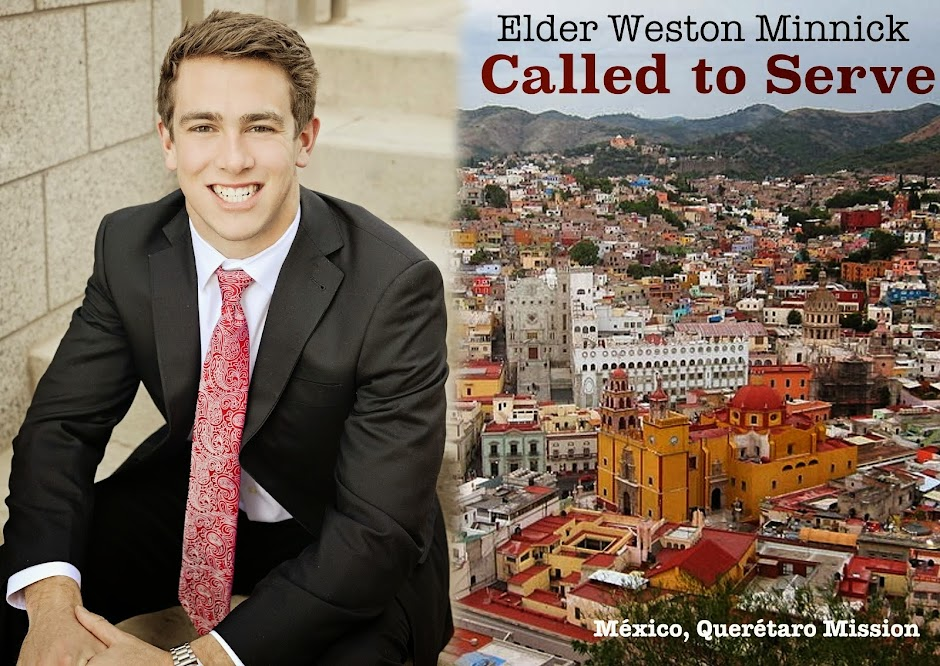 Elder Weston Minnick