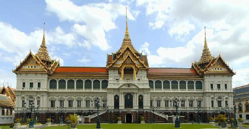 Grand Palace Luxury Hotel In Bangkok Thailand ~ Luxury Places