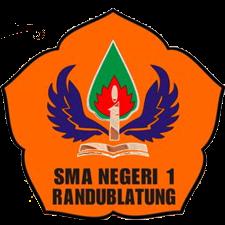 Logo SMA 1 Randublatung