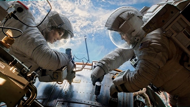 Gravity 2013 movie still