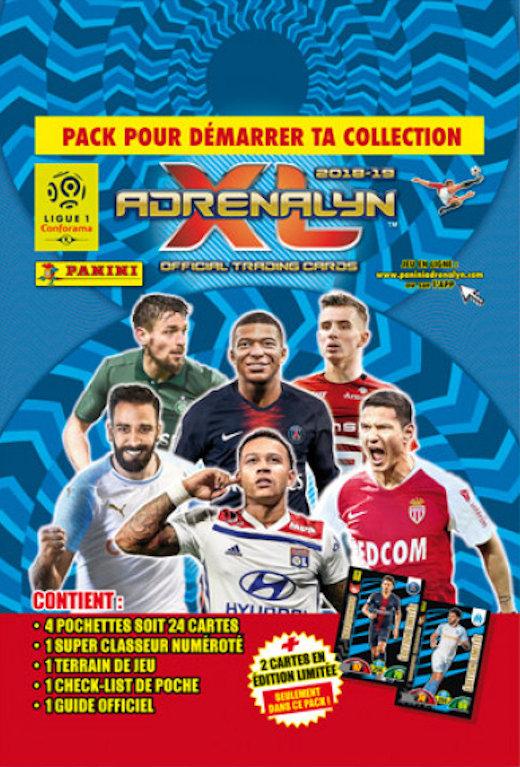 Ligue des Champions 13 14 PANINI binder classeur Nordic Edition Limited
