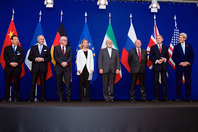 The P5+1 and Iran