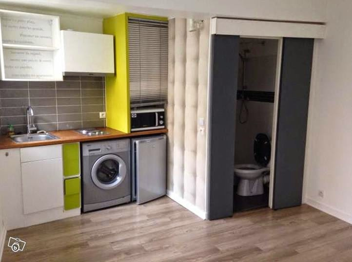 petite cuisine studio cool la cuisine quipe qui restera en lutat with petite cuisine studio. Black Bedroom Furniture Sets. Home Design Ideas